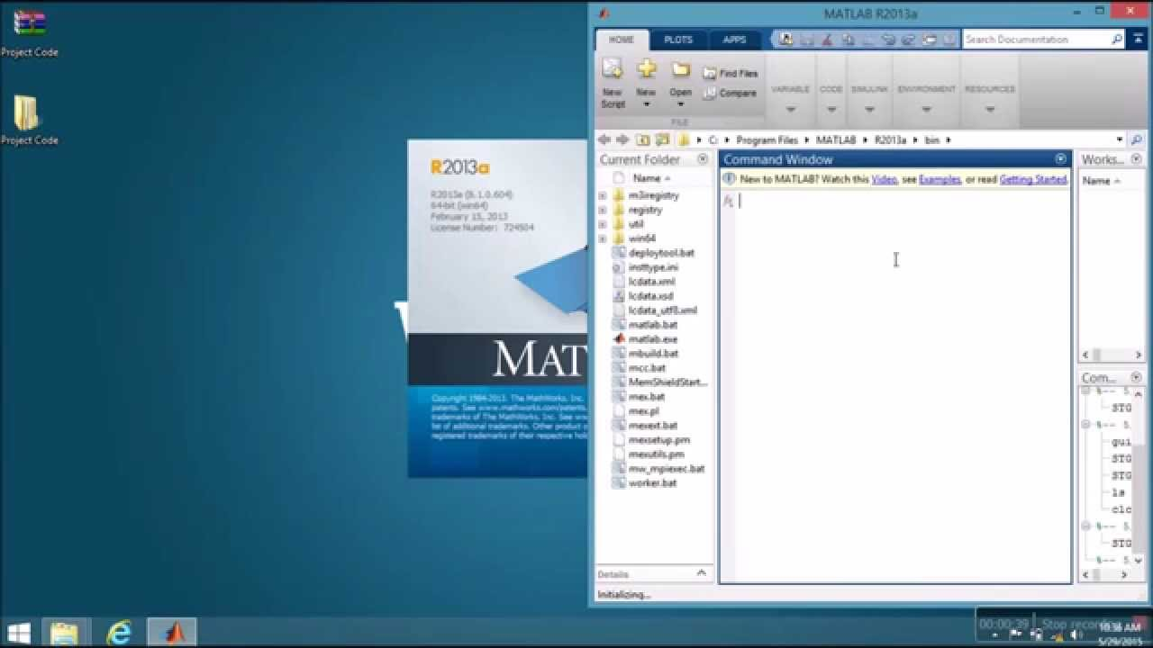 MATLAB Application For Encrypt And Decrypt Text Data In Images