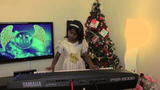 christian song on keyboard anpu kooruven played by: Joy