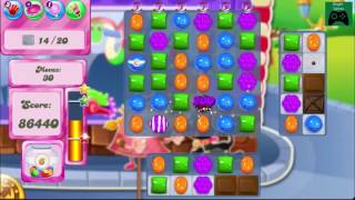 Candy Crush Saga Level 1155 Android Gameplay