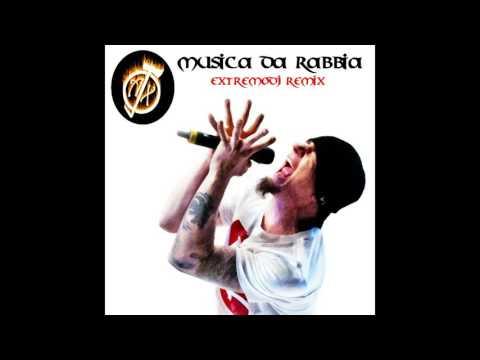 J AX  - musica da rabbia  ( EXTREMOdj Remix )
