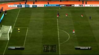 FIFA 12 Online Ultimate Team Goals Thumbnail