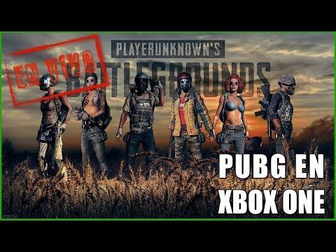 Jugando PUBG en Xbox One - Why so Sara