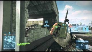 M-COM Defender Ribbon - Battlefield 3 - BF3 - Decorated Achievement/Decorated Trophy