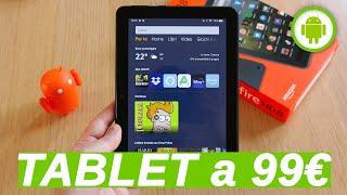 Il tablet Android da 99€ | Recensione AMAZON FIRE HD 8 2020