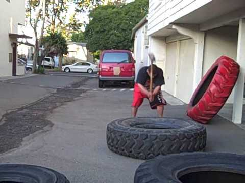 Home Gym - Strength And Conditioning Training Rick 9-10-09