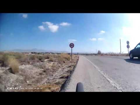 Los ciclistas sufren 34 accidentes en las carreteras ourensanas