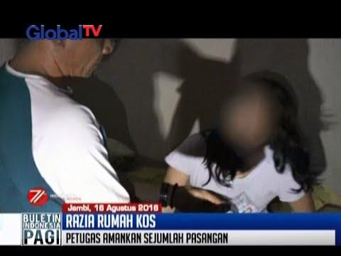 Oknum Polisi dan Bidan ketangkep razia mesum - BIP 17/08