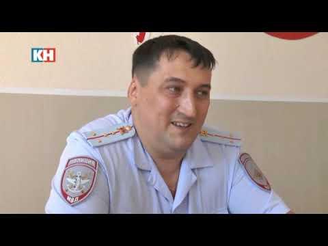 О семье сотрудника Линейного отдела полиции на станции Карталы Даниила Голдыгареева
