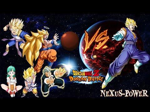 F2P TEQ vs Supreme Fusion! Blazing Potara Event🌟 DBZ Dokkan Battle