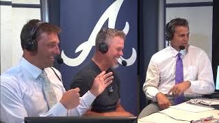 Chipper Jones believes Braves prospect Austin Riley's future is bright