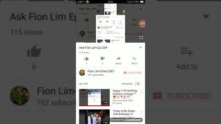 Ask Fion Lim Ep 26#