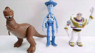 Wrong Color Mixup Toy Story Toys!