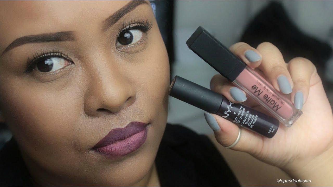 Bien-aimé ✿ Rouge à lèvre mat à petit prix ✿ (Sleek, NYX, L.A Girl  BG86