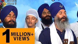 ਮਨੁ ਜੀਵੈ ਨਾਮੁ ਸੁਣਿ ਤੇਰਾ (Mann Jeeve Naam Sun Tera) |Bhai Manpreet Singh Kanpur Wale | Best Shabad