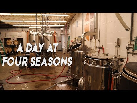 Brewing With Four Seasons Microbrewery