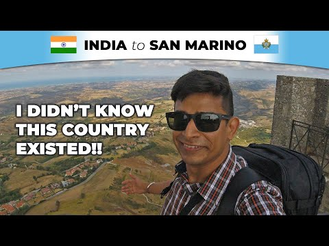 San Marino: Exploring the world's oldest republic - Travel Vlog 1 of 2