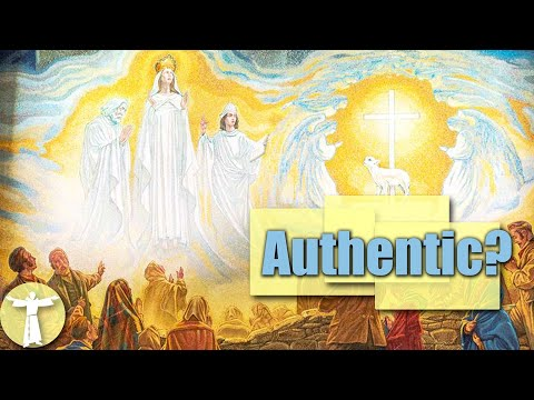 Are Marian Apparitions Real?