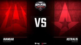 [EN] AVANGAR vs Astralis, Map 2: Dust2 | Grand Final | StarLadder Major Berlin 2019