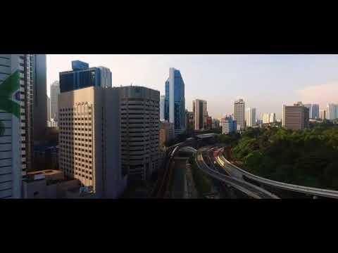 COOL!!! HD Kuala Lumpur Malaysia Skyline 2017