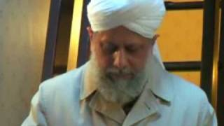 Friday Sermon: 10th April 2009 - Part 1 (Urdu)