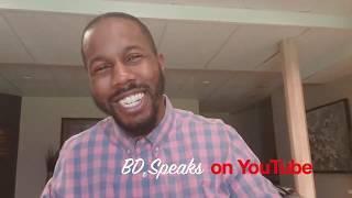 """BD Speaks """"The Resurrection"""" (Easter 2020)"""