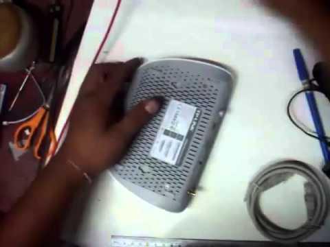 Antena Biaquad para access point