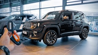 2020 Jeep RENEGADE Limited 1.3 T-GDI (180HP)
