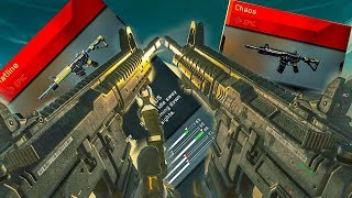 Epic - NV4 (Chaos) Vs. Epic - NV4 (Flatline) (Multiplayer Edition) - Call Of Duty: Infinite Warfare