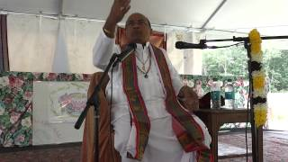 Sri Venkateswara Suprabhatam - Garikipati gari pravachanam - Part 1