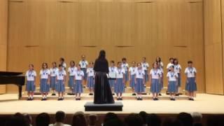 2016山鹿中学校合唱部