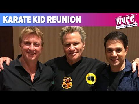 The Karate Kid Q&A
