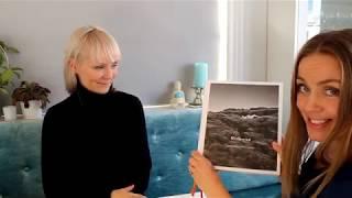 Andrea Eyland kynning á kviknar - Fyrirmyndir & skaparar