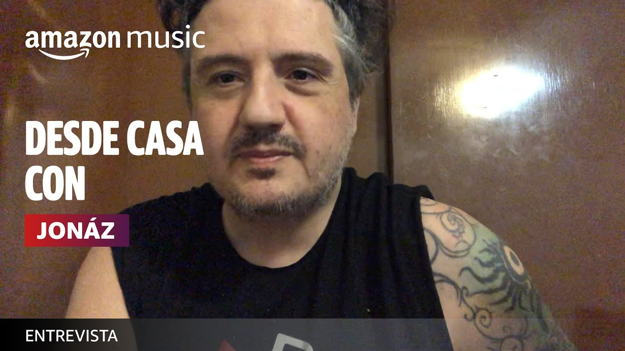 Jonáz | Desde Casa | Amazon Music