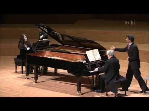 Argerich, Freire - Ravel - La Valse