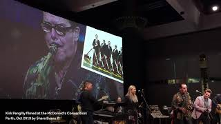 Rare Live Performance | Kirk Pengilly - INXS - Never Tear Us Apart (Oct 2019)