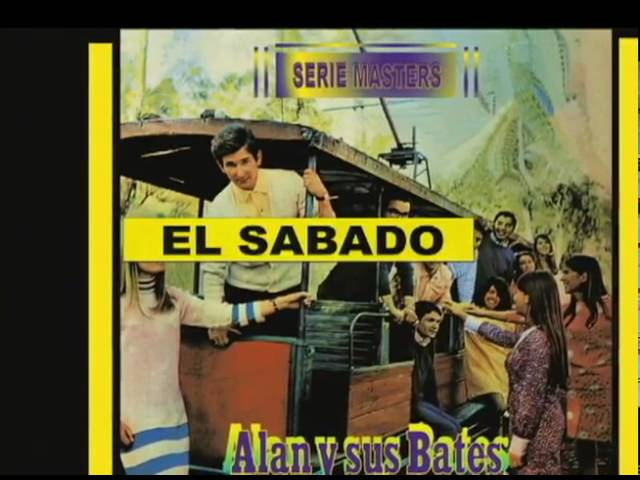 ALAN y sus BATES - 30 Exitos (2) Videos De Viajes
