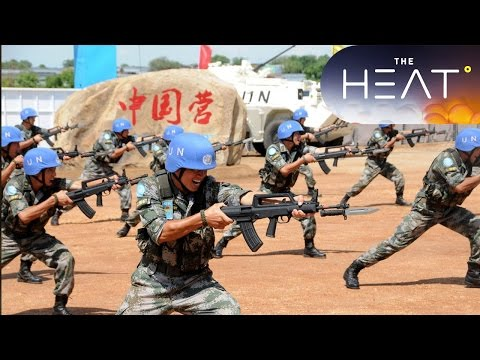 The Heat—  China Peacekeeping 09/01/2016