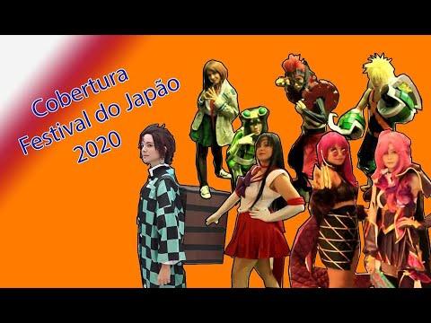 Festival Do Japao Bh De 2020 1 Cobertura Do Ano Youtube