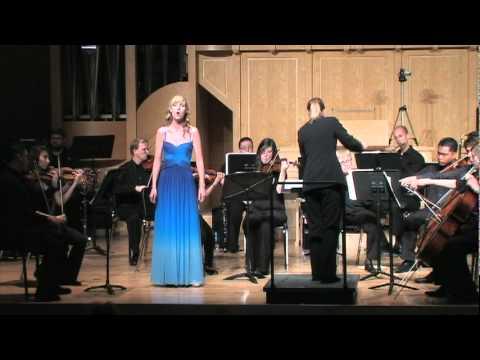 Oh Mio Babbino Caro, From The Opera Gianni Schicchi By Puccini