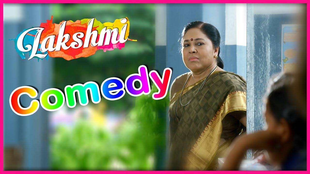 Download Lakshmi Tamil Movie   Back 2 Back Comedy Scenes   Kovai Sarala   Karunakaran   Prabhu Deva   Ditya