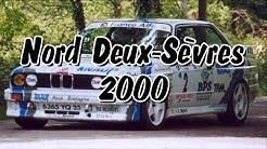 Rallye du Nord Deux-Sèvres 2000