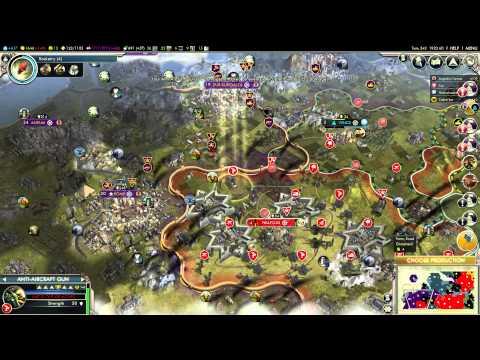 Let's Play Civilization V: G&K - Austria #10c: Yes We Can
