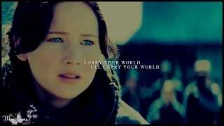 Catching fire | I'll carry your world