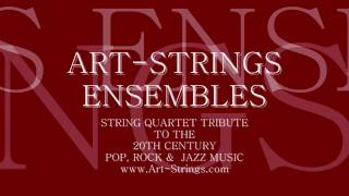 Beautiful Wedding Processional Music - Enya Only Time by Art-Strings Quartet of New York, NY