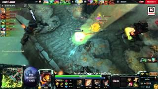 Secret vs Virtus Pro (Starladder XI Europe - Groups) - Xyclopz