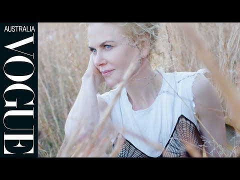 Watch: Nicole Kidman for Vogue Australia January 2017