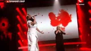 Х ФАКТОР 3   группа 3D песня Дубцовой Гала концерт 05 01 13