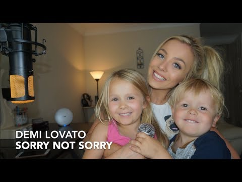 Demi Lovato - Sorry Not Sorry  Cover