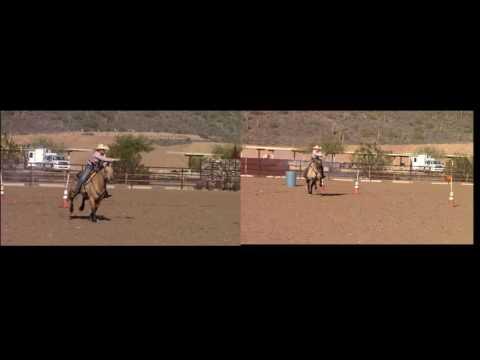 Kenda Lenseigne Mounted Shooting Training -  Where do you win?