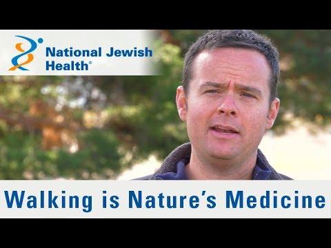 Walking Is Nature's Best Medicine